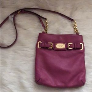 Brand new Michael Kors crossbody leather bag